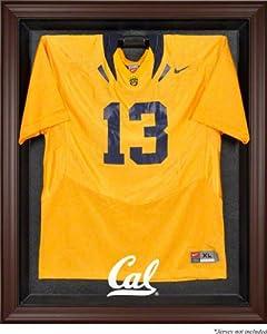 California Bears Framed Logo Jersey Display Case by Sports Memorabilia