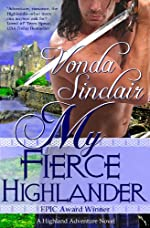 My Fierce Highlander (Highland  Adventure Book 1)