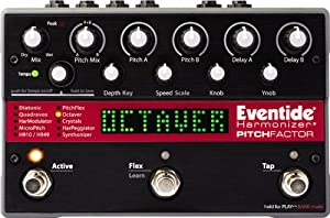 Eventide Pitch Factor Harmonizer,  Pitch+Delay Stompbox