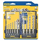 Irwin Tools 1792772 Multi Material Pro Set, 10-Piece