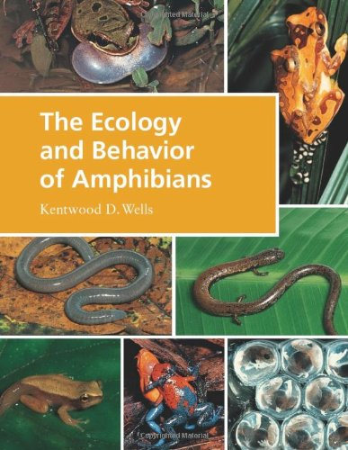 Ecology and Behavior of Amphibians