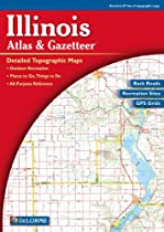 Illinois Atlas and Gazetteer (Illinois Atlas and Gazetteer, Fifth Edition)