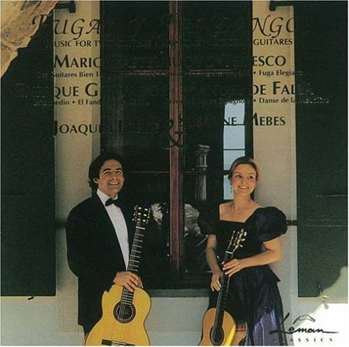 Fugas y Fandangos: Music for Two Guitars