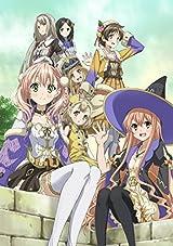アニメ「エスカ&ロジーのアトリエ」の廉価版BD-BOXが3月発売