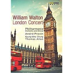 William Walton: Gala Concert at Royal Festival Hall, London 1982