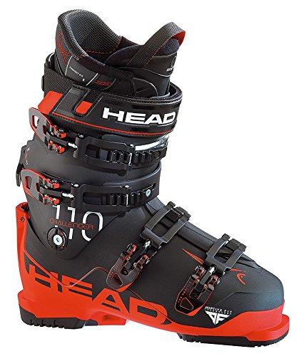 Skischuh Skistiefel Head Challenger 110 MP 280 Gr. 43 Black/Red Ski + Hike NEU