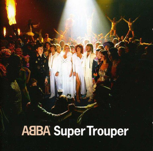 CD : ABBA - Super Trouper: Deluxe CD/ DVD Edition (Holland - Import, 2 Disc)