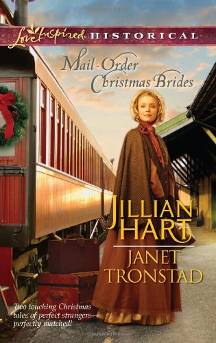 Image of Mail-Order Christmas Brides: Her Christmas Family\Christmas Stars for Dry Creek (Love Inspired Historical)
