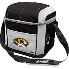 Buy NCAA Missouri Tigers 24 Can Soft Sided Cooler by Licensed Products