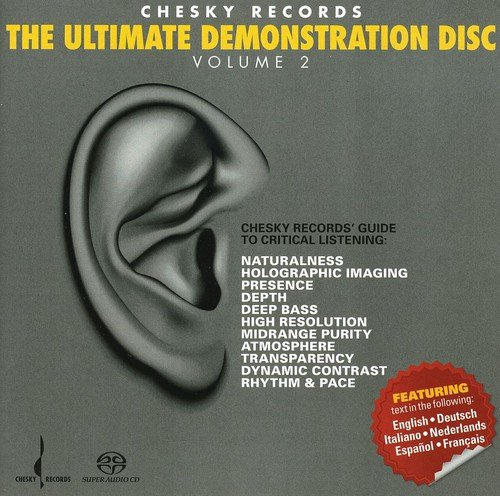 SACD : The Ultimate Demonstration Disc (SACD)