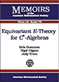 img - for Equivariant E-Theory for C*-Algebras (Memoirs of the American Mathematical Society) book / textbook / text book