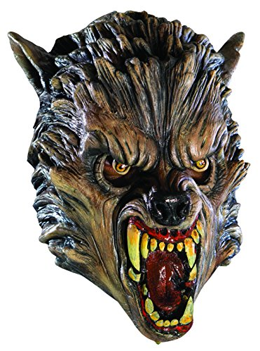 Rubies Child's Fang 3/4 Vinyl Mask