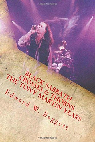 Black Sabbath Crosses And Thorns The Tony Martin Years