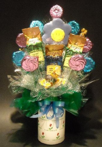 Cookies & Coffee Bouquet