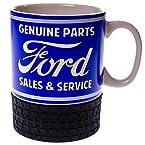 16oz. Ford Tire Coffee Mug