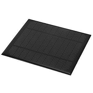 2,5Watt 500mA Solarpanel Solarmodul Solarzelle 5V zur Aufladung from COLOMETER
