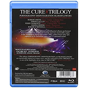 Trilogy, Live In Berlin [Blu-ray]