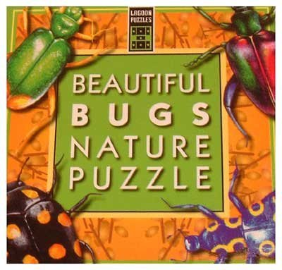 Lagoon Beautiful Bugs Nature Puzzle (B000OILWS2)