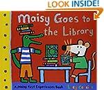 Maisy Goes to the Library: A Maisy Fi...
