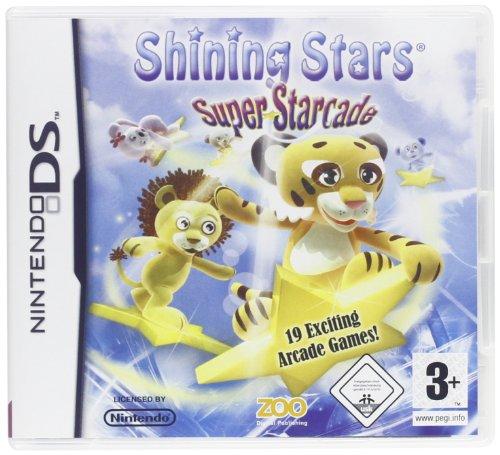 Shining Stars Super Starcade (Nintendo DS)