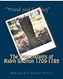 img - for The Descendants Of Ralph Shelton 1709-1789 book / textbook / text book