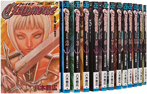 CLAYMORE 全27巻完結セット (ジャンプコミックス)