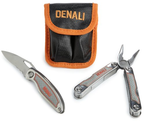 Denali 2-Piece Multitool and Knife Set