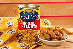 Cajun Boiled Peanuts 75oz Can Pack Of 3 from Superior Nut Company, Inc.