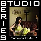 Worth It All (Studio Series Performance Track)
