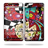 Protective Vinyl Skin Decal for Motorola Droid X (MB 810) - Eye Candy