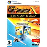 Flight Simulator X - dition goldpar Microsoft