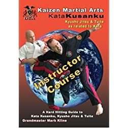 Mark Kline Kusanku Instructor Course