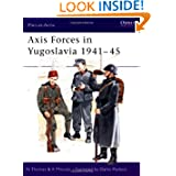 Axis Forces in Yugoslavia 1941-45 (Men-at-Arms)