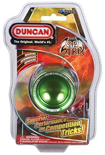 Duncan Strix Yo-Yo – Superior Performance – Silver by Duncan Toys online bestellen