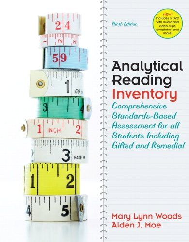 Analytical Reading Inventory: Comprehensive...