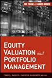 img - for Equity Valuation and Portfolio Management (Frank J Fabozzi Series) book / textbook / text book