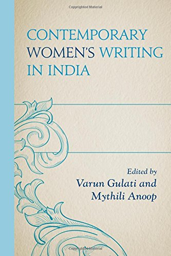 Contemporary Women's Writing in India