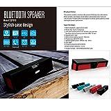Andoer-Tragbarer-Lautsprecher-fr-den-Auenbereich-schnurlos-mit-Bluetooth-untersttzt-FM-Radio-USB-TF-MicroSD-USB