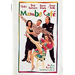 Mambo Café  - Digitally Remastered
