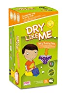 Dry Like Me Toilet Training Pads - 18 x 4 pack (Total 72 Pads) (Packaging May Vary)