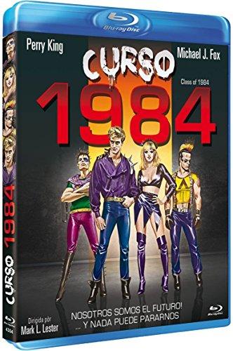 Curso 1984 BD Class of 1984 [Blu-ray]