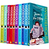 P G Wodehouse Collection - 10 Books - Jeeves in the Offing, Stiff Upper Lip Jeeves, Mating Season, Code of the Woosters, Carry on Jeeves, Much Obliged Jeeves, Aunts Aren't Gentlemen, Right Ho, Jeeves, Thank You Jeeves, Inimitable Jeeves