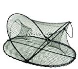 "American Maple Inc Promar Collapsible Crawfish /Crab Trap 32""x20""x12"" #TR-301"