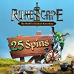 25 Squeel of Fortune Spins: RuneScape...