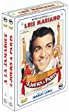 Coffret Luis Mariano  2 DVD : A la jamaique / 4 jours à Paris