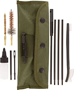 SE 10 pc Rifle/Gun Cleaning Kit by Sona Enterprises