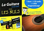 La guitare pour les nuls : Coffret 1...