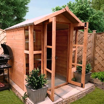 BillyOh 7 x 5 Lucia Tongue and Groove Garden Summerhouse