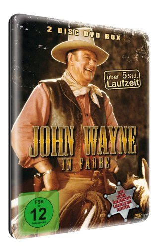 John Wayne Edition (2 DVD Metallbox)