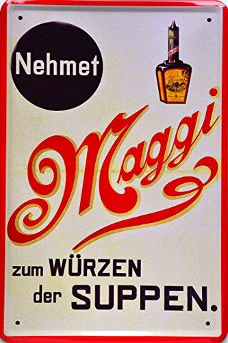 retro-wandschild-designer-schild-nehmet-maggi-zum-wurzen-der-speisen-deko-20x30cm-nostalgie-metal-si